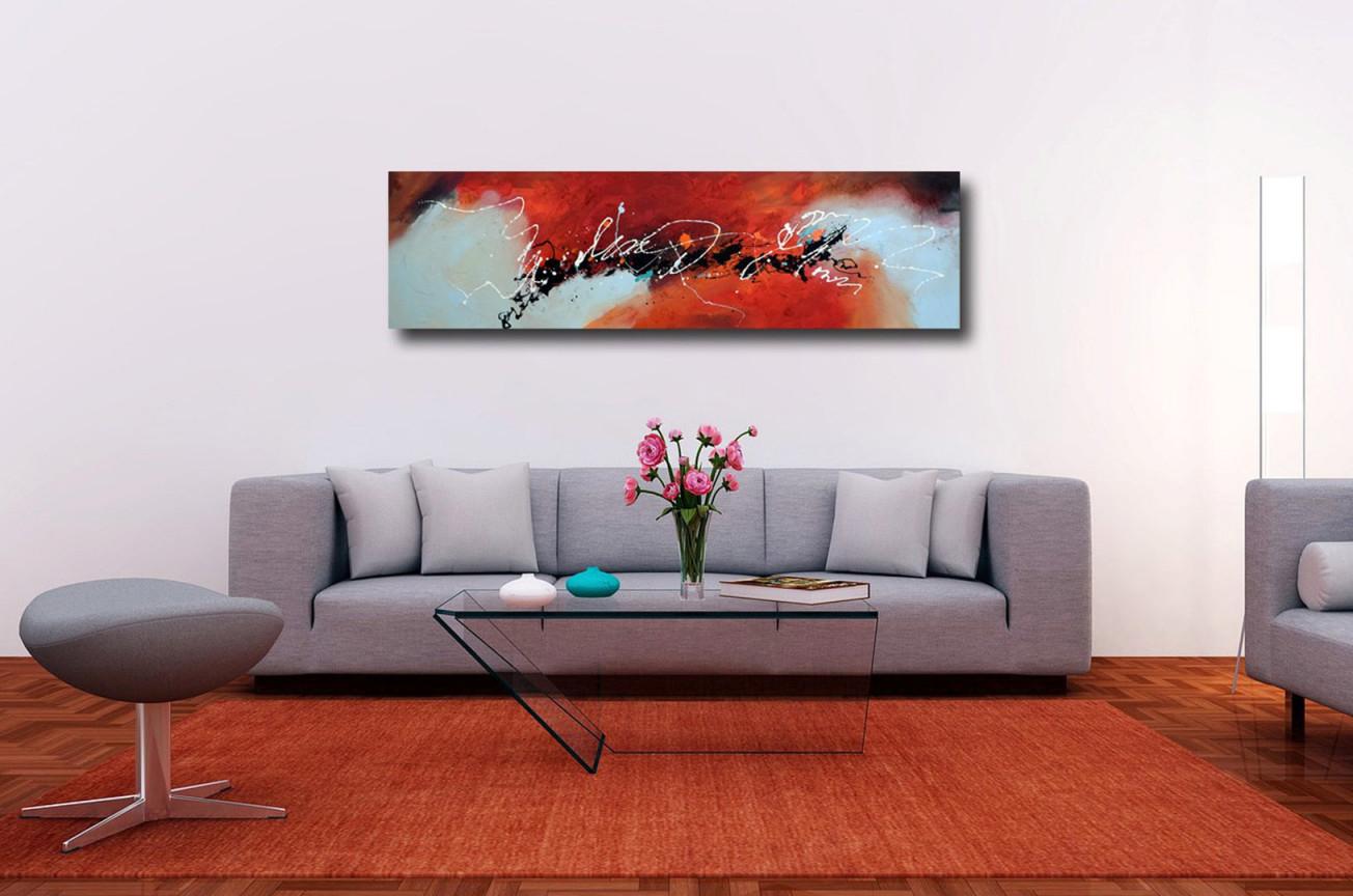 Impulse von Bilder Großformat Wohnzimmer Photo