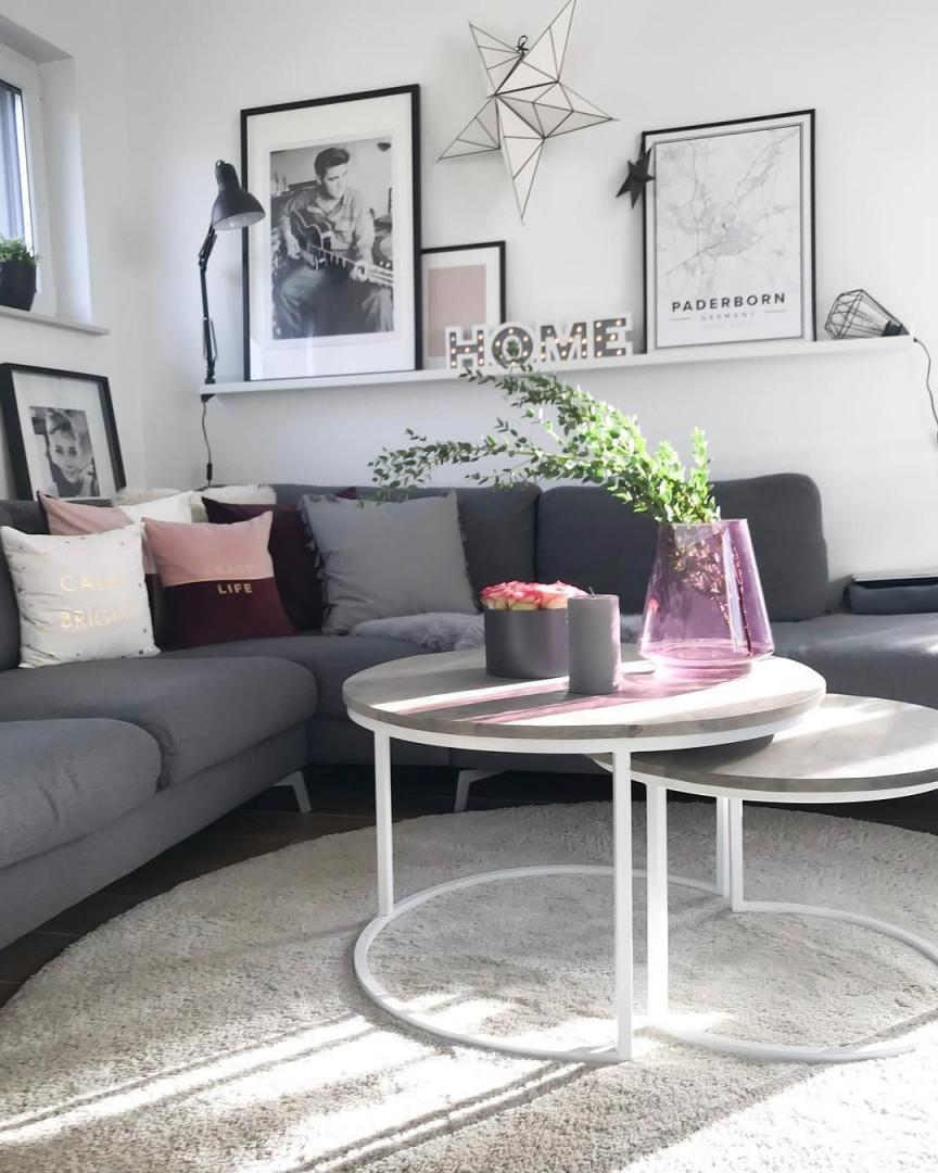 In Diesem Wohnzimmer Stimmt Einfach Jedes Detail Eine von Deko Accessoires Wohnzimmer Bild