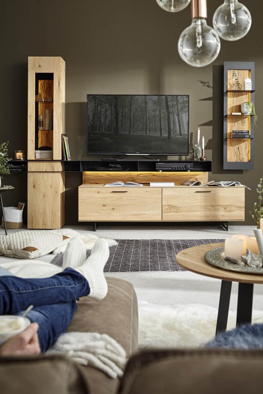 Innatura Massivholzmöbel I Wohnzimmer Aus Massivholz von Moderne Holzmöbel Wohnzimmer Bild