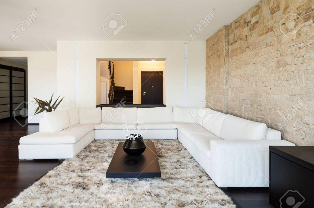 Innenluxuxwohnung Schönes Wohnzimmer von Schöne Bilder Für Wohnzimmer Bild