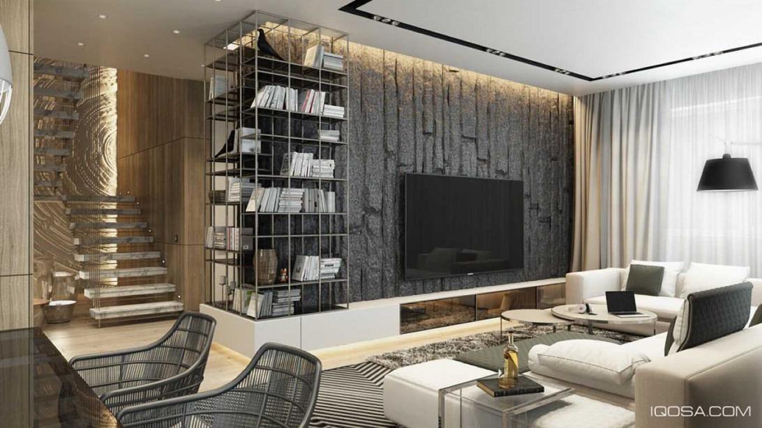 Inspiration Wohnzimmer Einrichten – Caseconrad von Wohnzimmer Länglich Einrichten Bild
