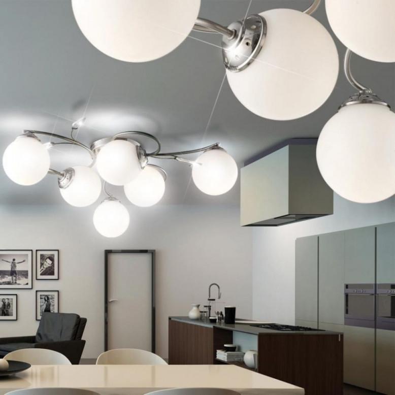 Inspirierend Wohnzimmerlampen Hängend  Deckenlampe von Wohnzimmer Lampe Hängend Led Photo