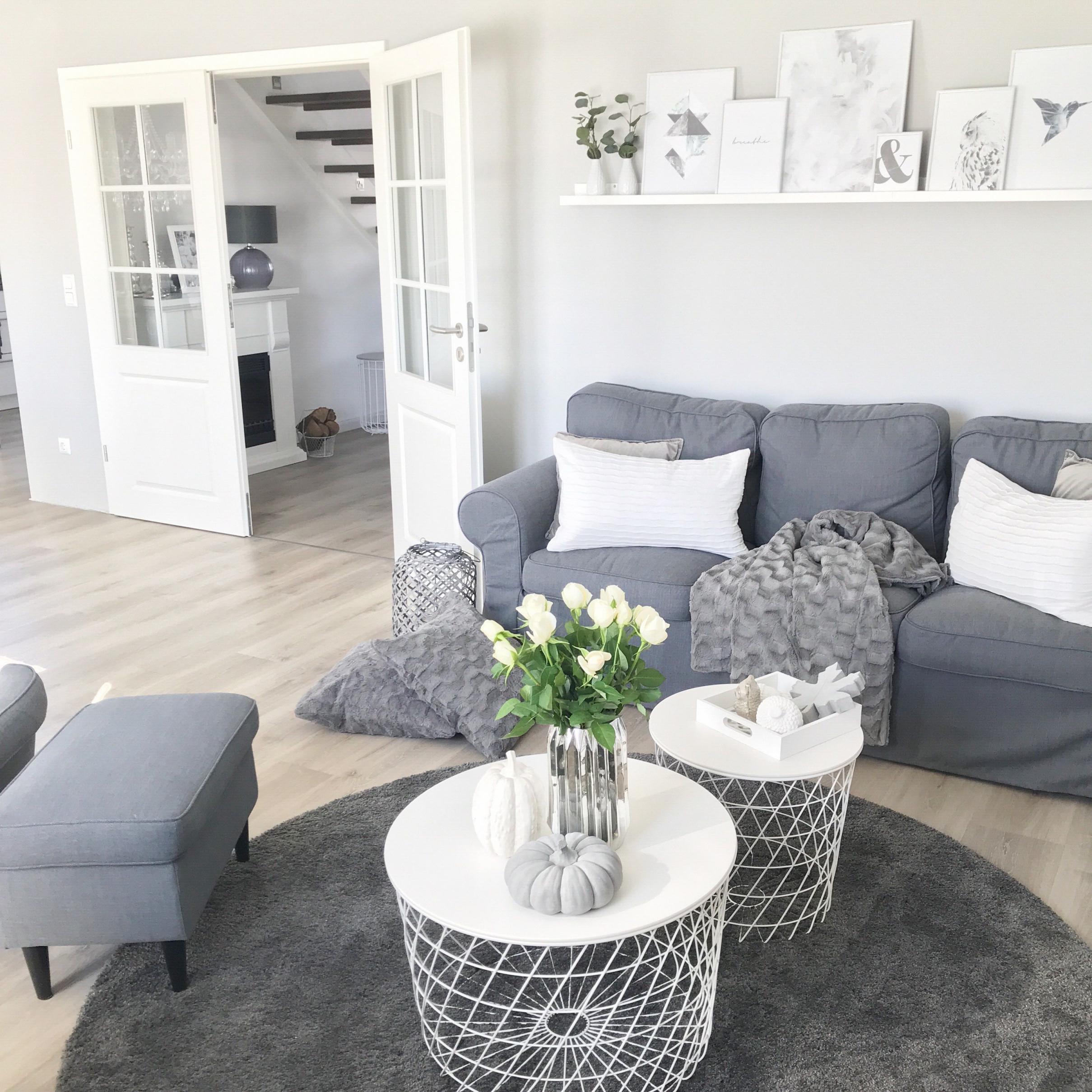 Instagram Wohnemotion Landhaus Wohnzimmer Livingroom von ...