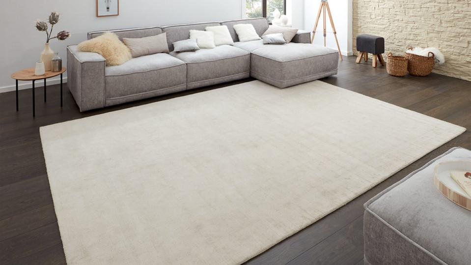 Interliving Teppich Serie A8030 Schneeweiß – Ca 250 X 300 Cm von Wohnzimmer Teppich 250X300 Photo