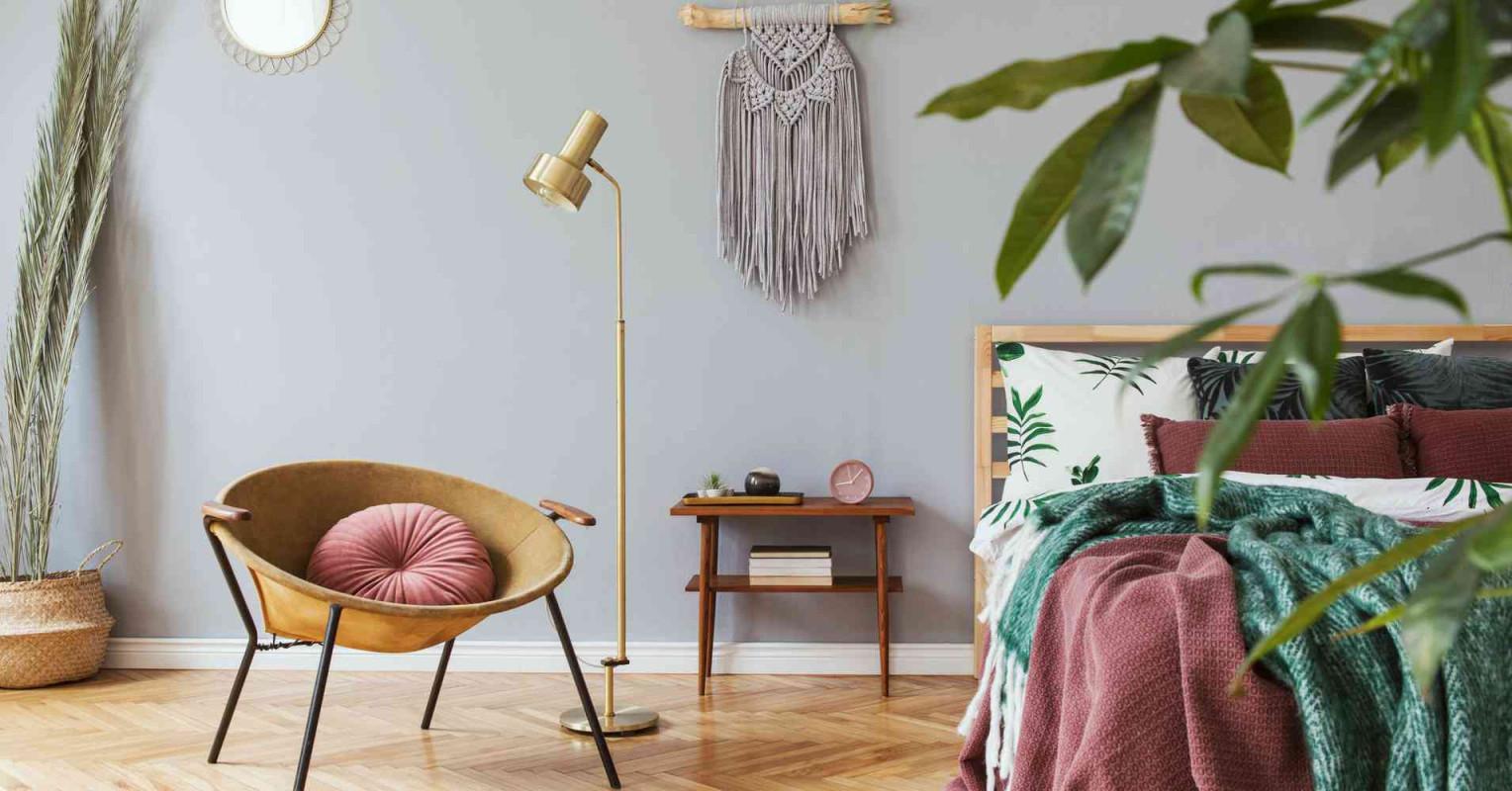 Kahle Wände Gestalten 10 Tolle Ideen Für Dekorative Looks von Wände Wohnzimmer Gestalten Bild