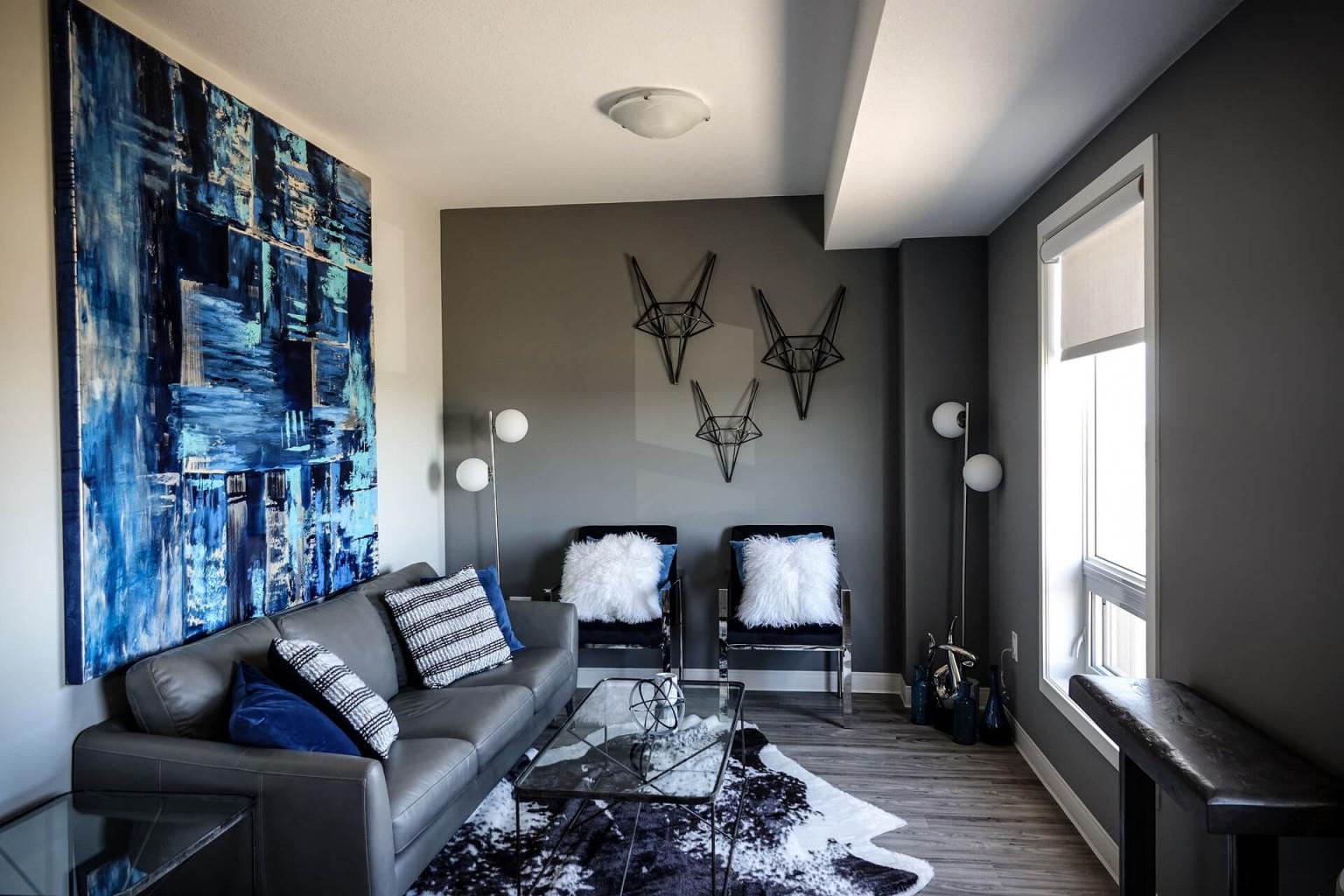 Kleine Räume Einrichten  So Geht's  Casando Ratgeber von Kleine Räume Einrichten Wohnzimmer Bild