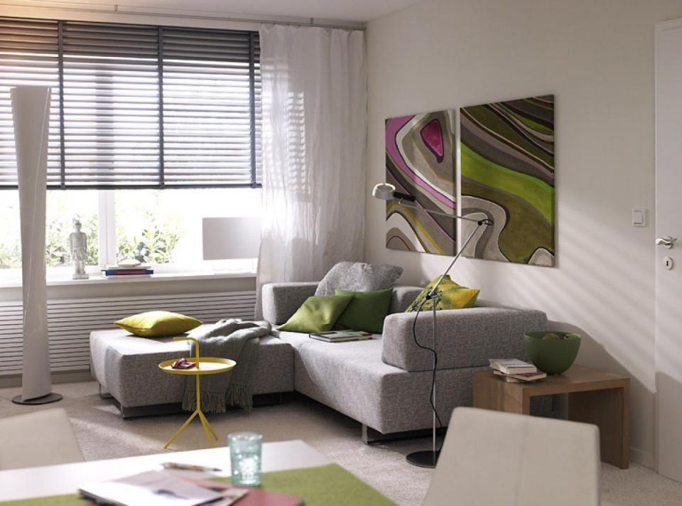 Kleine Räume Richtig Einrichten  Kleine Räume  Schöner von Wohnzimmer Platzsparend Einrichten Photo