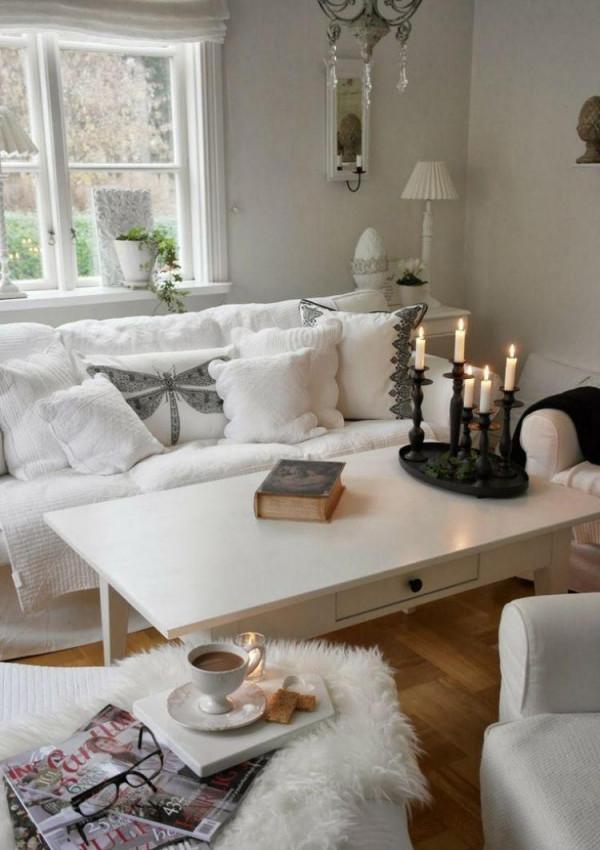 Kleine Wohnzimmer Einrichten  30 Beispiele Und Ideen Für von Wohnzimmer Klein Gestalten Bild