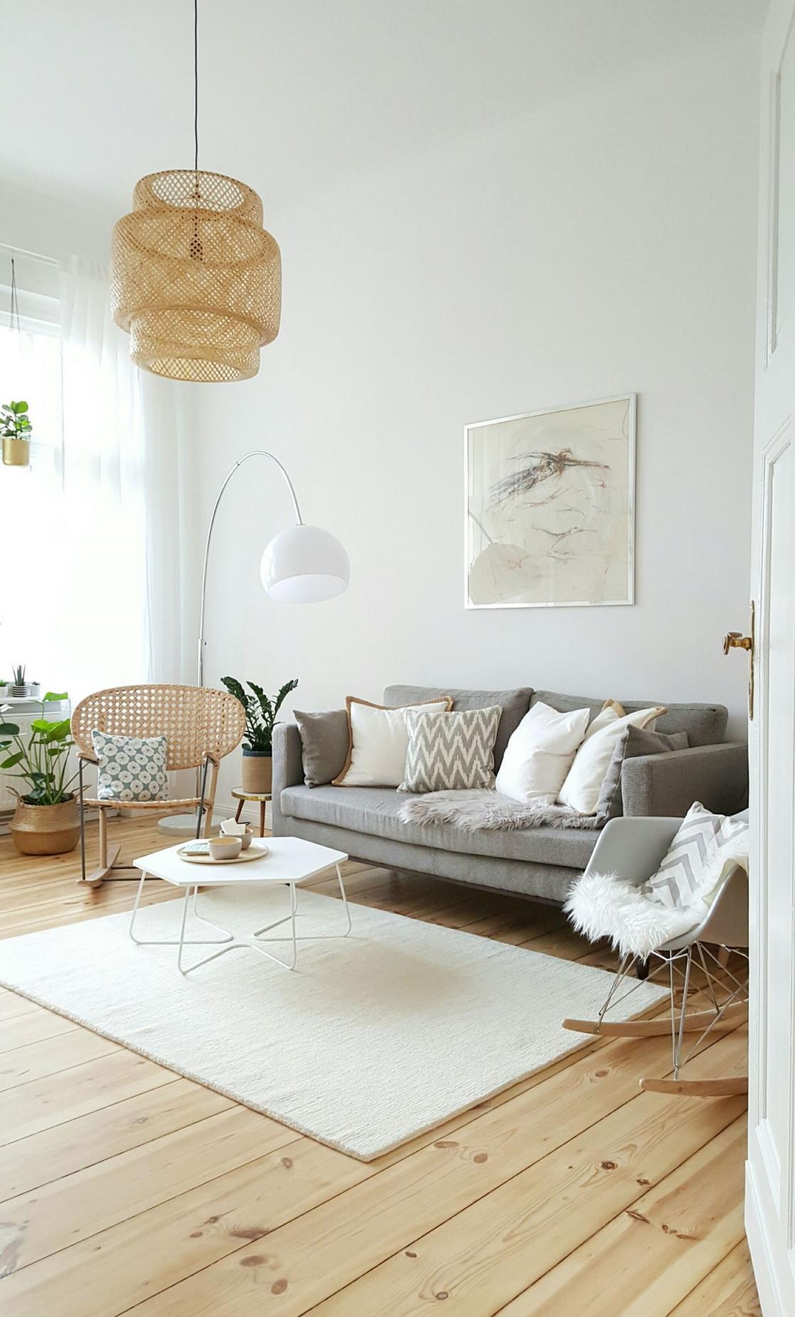 Kleine Wohnzimmer Einrichten  Gestalten von Wohnzimmer Platzsparend Einrichten Bild