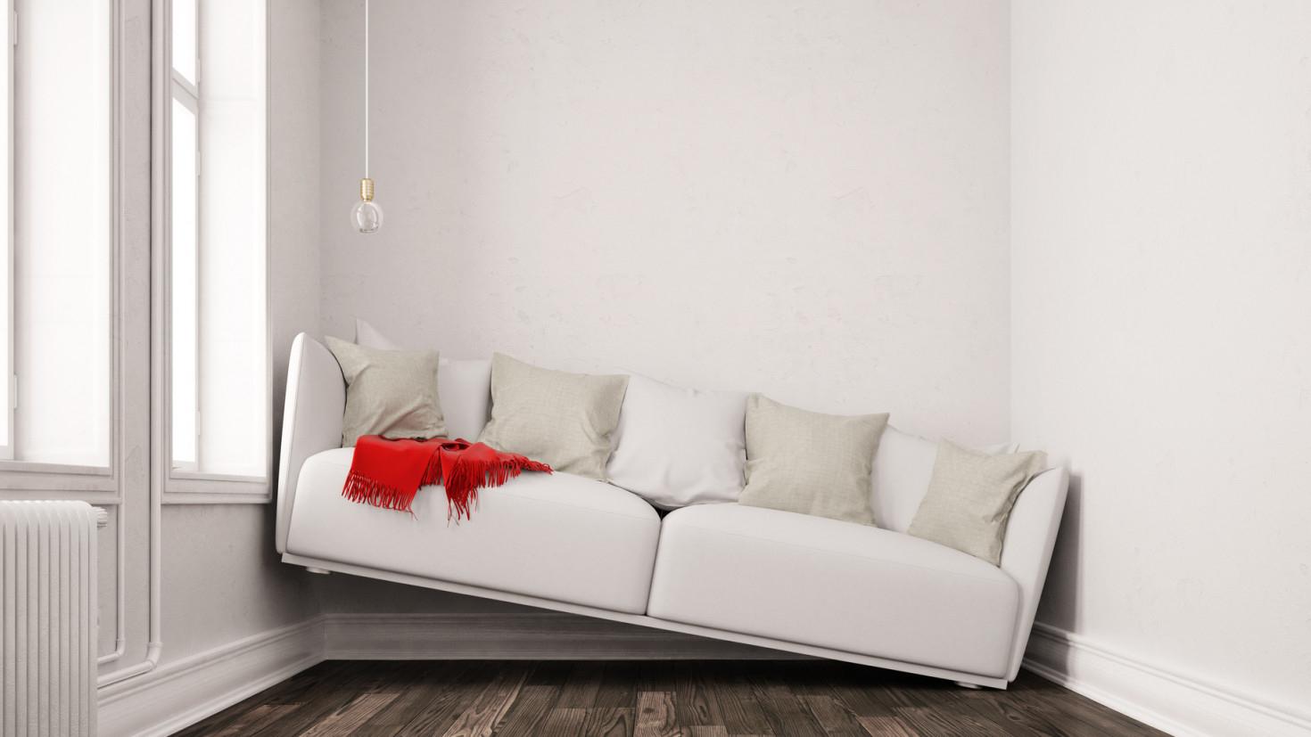 Kleines Wohnzimmer Einrichten  10 Ultimative Ideen von Wohnzimmer Wände Modern Gestalten Bild