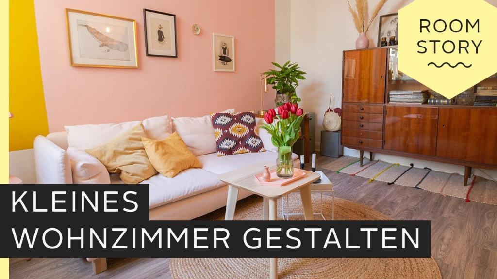 Kleines Wohnzimmer Einrichten  Tipps Und Ideen  Otto von Wohnzimmer Einrichten Holz Bild