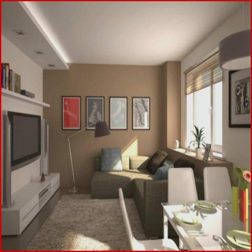 Kleines Wohnzimmer Mit Essbereich Einrichten Elegant von Wohnzimmer Mit Essbereich Einrichten Bild
