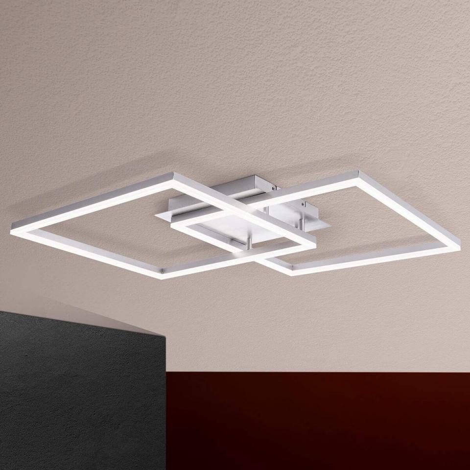 Küchen Deckenlampe  Deckenleuchten Wohnzimmer Led  Led von Deckenlampe Wohnzimmer Dimmbar Bild