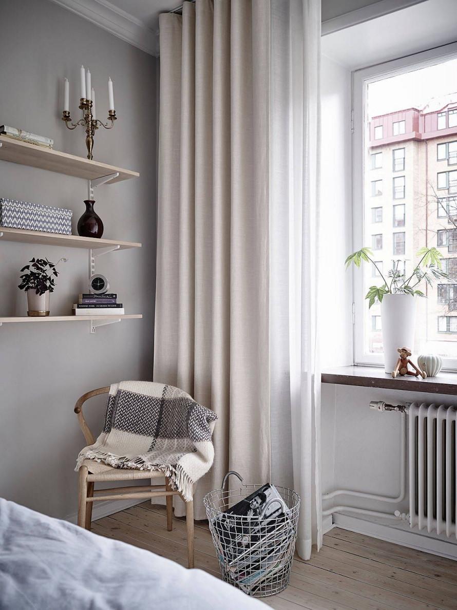 Küchentraum In Grau  Lilaliv …  Luxus Wohnzimmer Gardinen von Graue Gardinen Wohnzimmer Photo