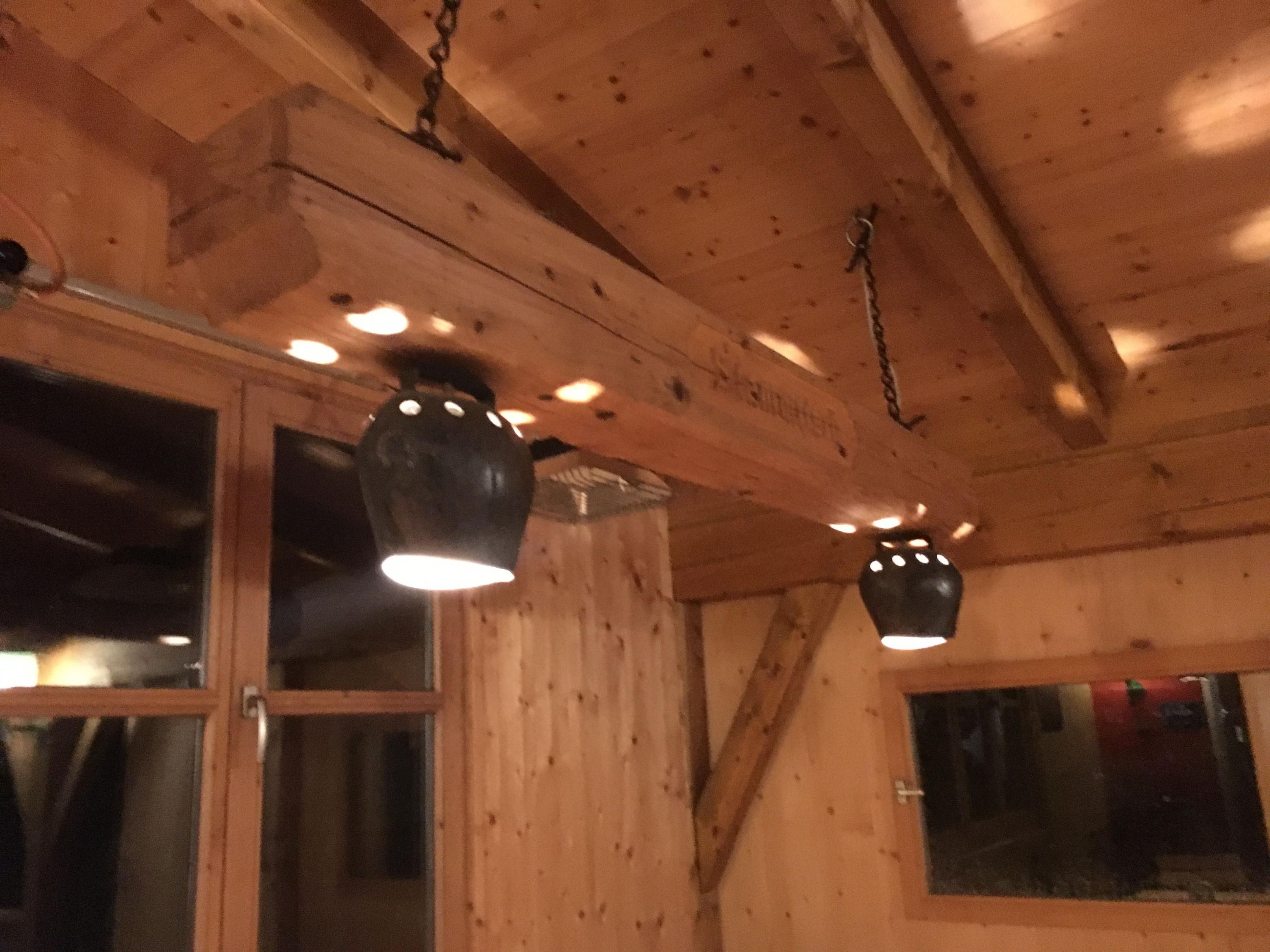 Kuhglocken Lampe Landhausstil  Lampen Landhausstil Lampe von Wohnzimmer Lampe Landhausstil Bild