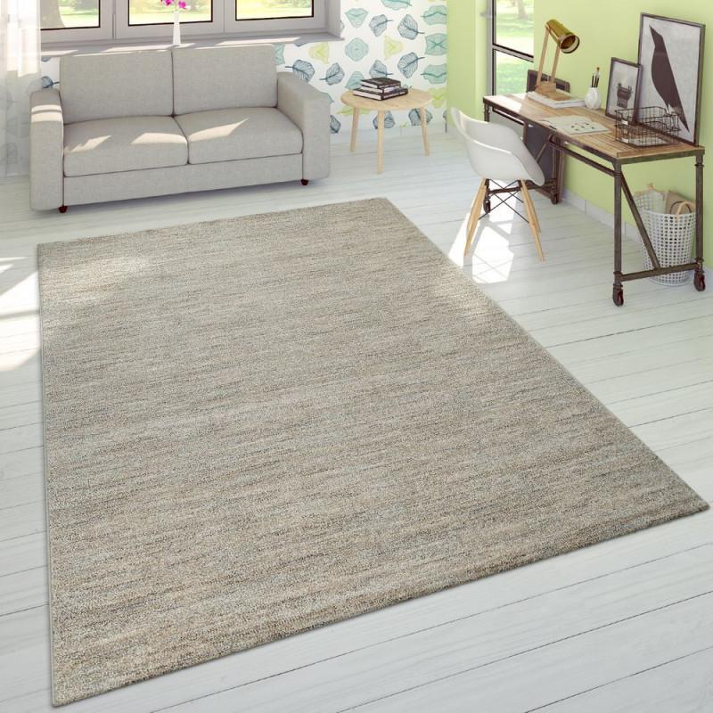 Kurzflorteppich Wohnzimmer Modern  Teppich Wohnzimmer von Teppich Für Wohnzimmer Modern Photo