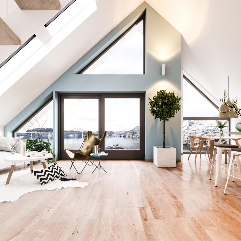 Lampen Für Hohe Decken Passende Leuchten Finden  Lampe Magazin von Deckenleuchte Großes Wohnzimmer Bild