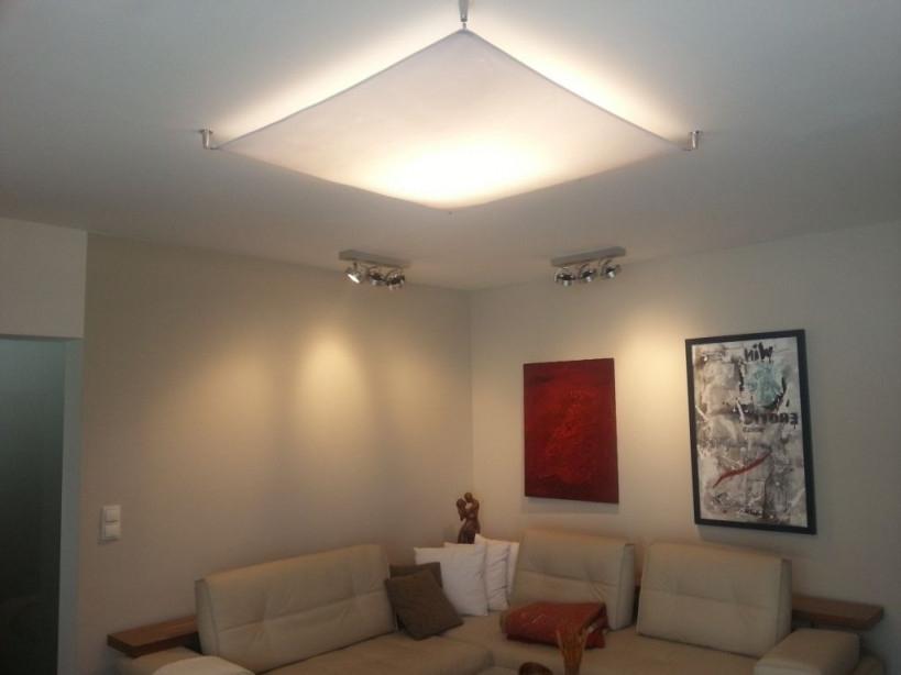 Lampensegel Fr Indirekte Wohnzimmerbeleuchtung Beleuchtung von Wohnzimmer Lampe Indirektes Licht Photo