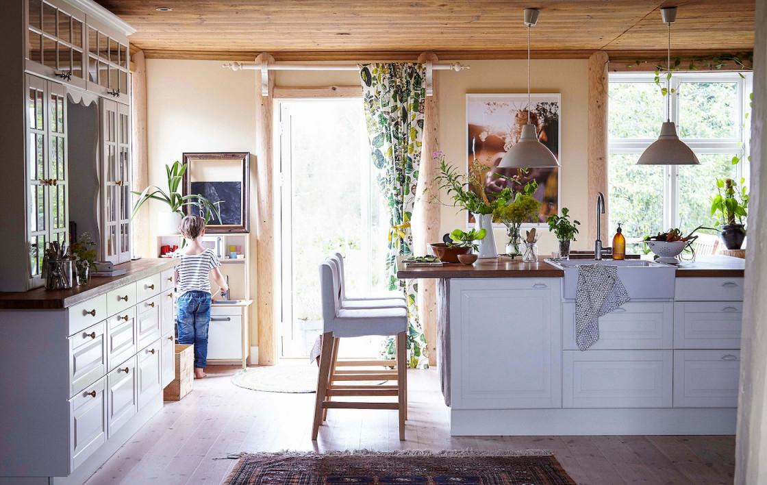 Landhausstil Einrichten Tipps Für Dein Zuhause  Ikea von Wohnzimmer Einrichten Landhausstil Modern Photo