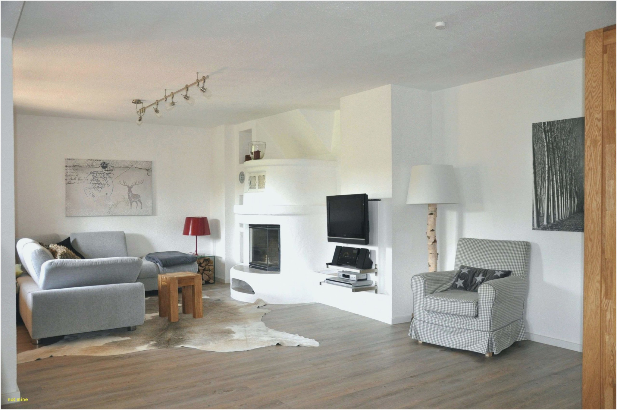 Langes Wohnzimmer Wie Einrichten  Wohnzimmer  Traumhaus von Langes Wohnzimmer Gestalten Photo