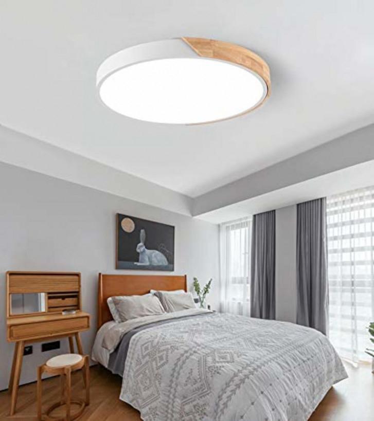 Led 25 W Decken Lampe Dimmbar Wohnzimmer Beleuchtung von Wohnzimmer Lampe Led Bild
