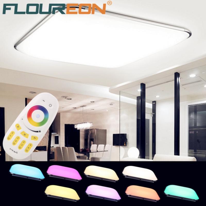 Led Deckenlampe Badleuchte Ip44 Wohnzimmer Dimmbar von Wohnzimmer Lampe Led Farbwechsel Bild