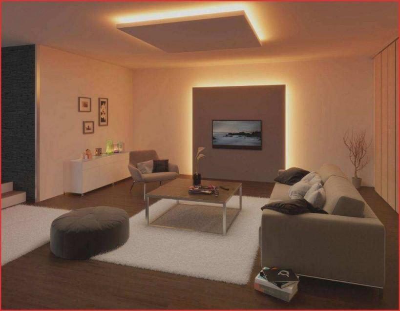 Led Deckenlampe Rund Schön Fresh Wohnzimmer Lampe Modern von Deckenlampe Wohnzimmer Rund Bild