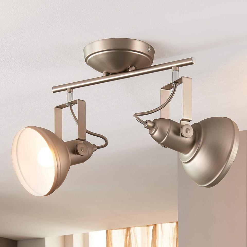 Led Deckenleuchte Dimmbar Farbwechsel  Küchen Deckenlampe von Wohnzimmer Lampe Led Farbwechsel Photo