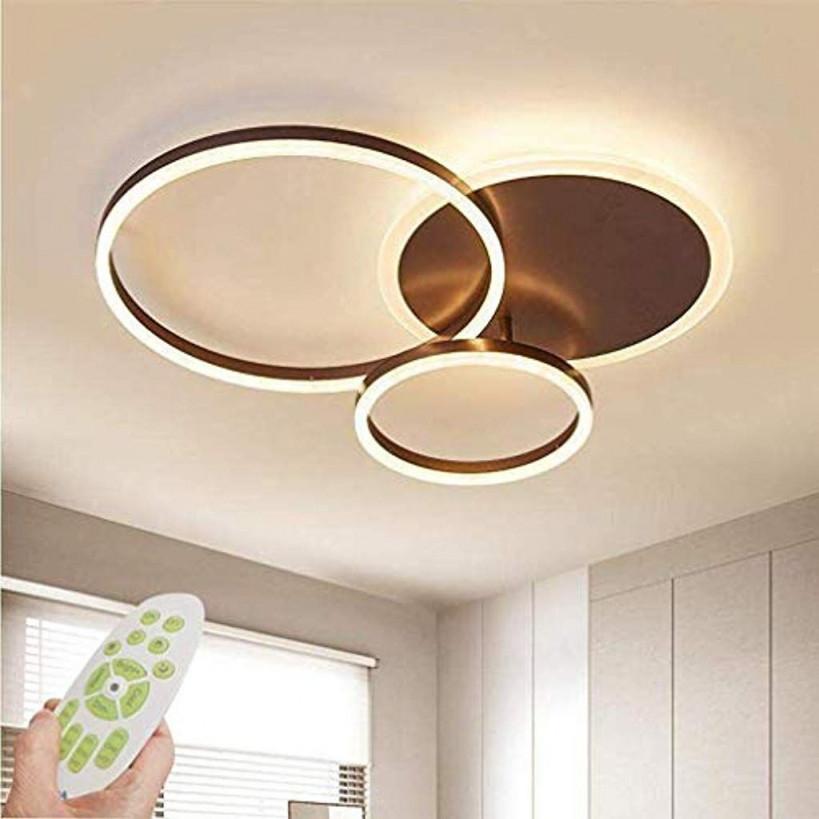Led Deckenleuchte Schlafzimmerleuchte Wohnzimmer Deckenlampe von Designer Deckenlampe Wohnzimmer Bild