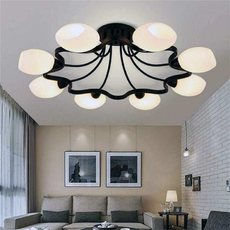 Led Deckenleuchte Wohnzimmer Das Beste Von Wohnzimmer Lampen von Deckenleuchte Wohnzimmer Groß Bild