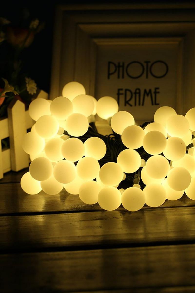 Led Fotoclips Lichterkette Deko Für Wohnzimmer Hochzeiten von Lichterkette Wohnzimmer Deko Bild