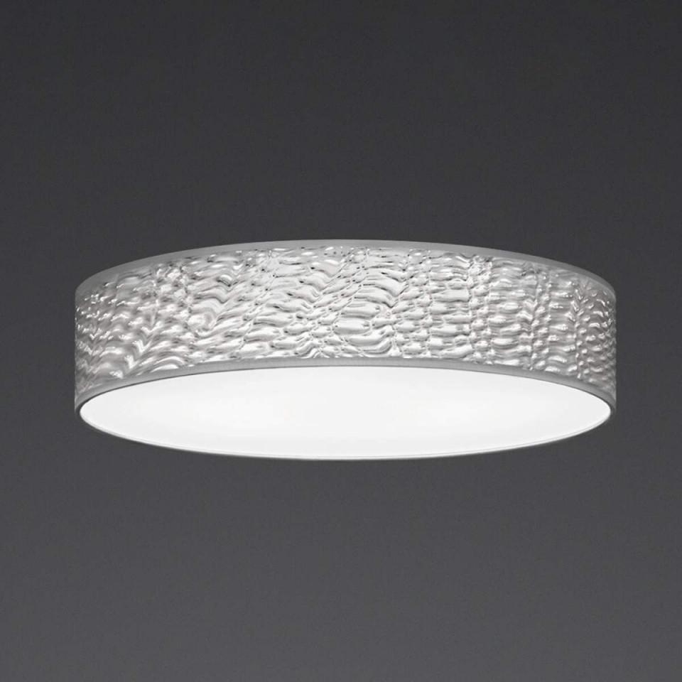 Leddeckenleuchte Luno Mit 3Dschirm 50 Cm Jetzt Bestellen von Deckenleuchte Wohnzimmer Design Photo