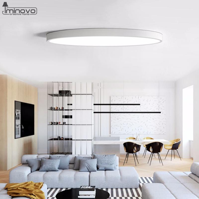 Leddeckenleuchte Moderne Lampe Wohnzimmer Leuchte von Wohnzimmer Led Deckenleuchte Bild