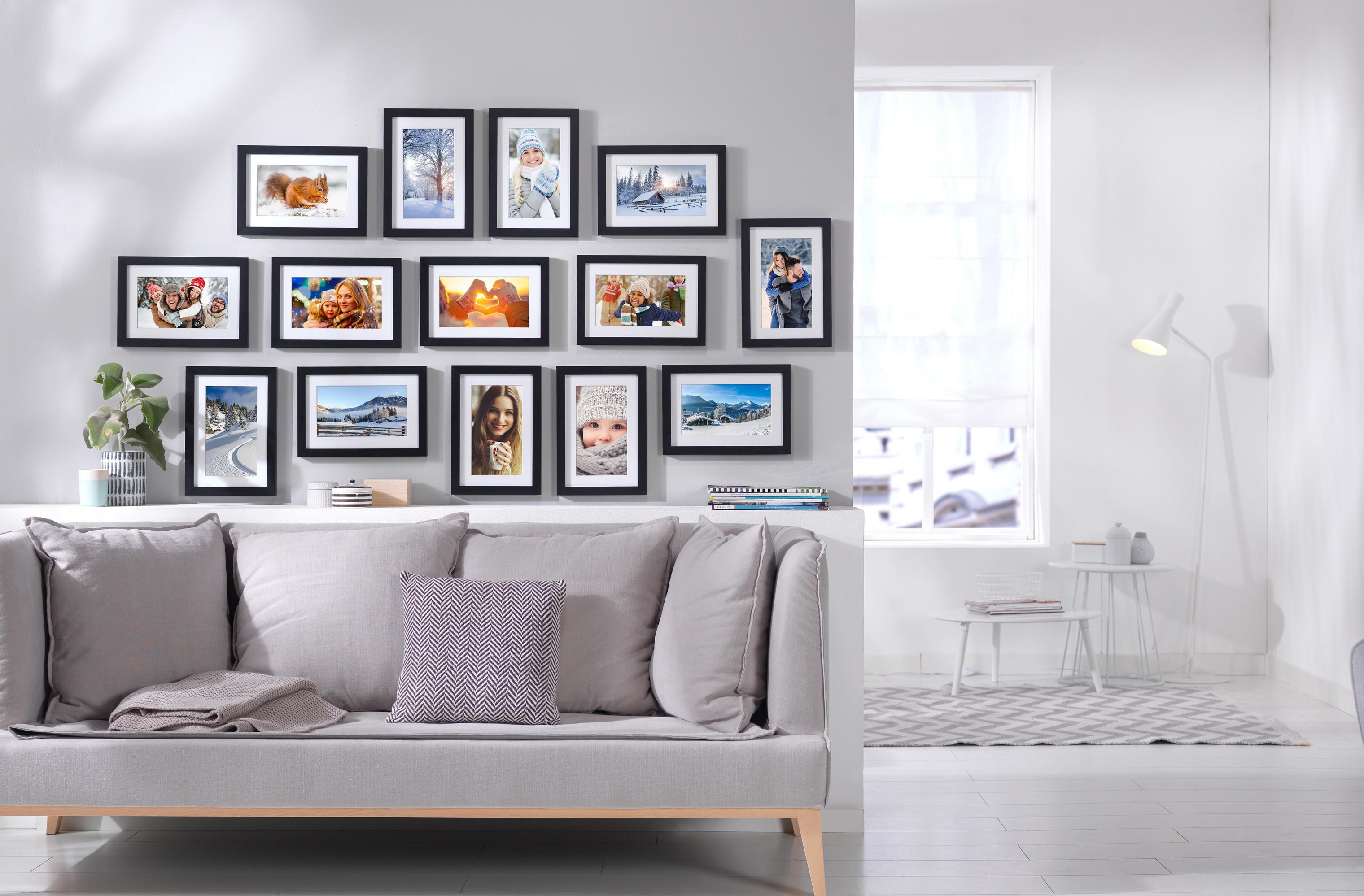 Leinwandbild Top Blumen Querformat 23 Kunstdruck Wandbild von Bilder Querformat Wohnzimmer Bild