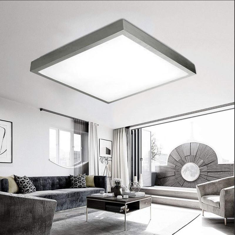 Leuchten  Leuchtmittel 36W Led Rgb Deckenlampe von Led Wohnzimmer Deckenleuchte Dimmbar Bild