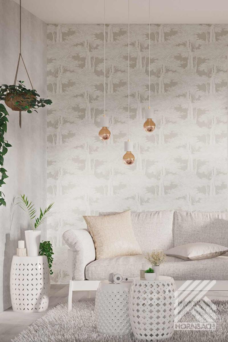 Light  Easy  Hornbach In 2020  Wohnzimmereinrichtung von Wohnzimmer Gestalten Tapete Photo
