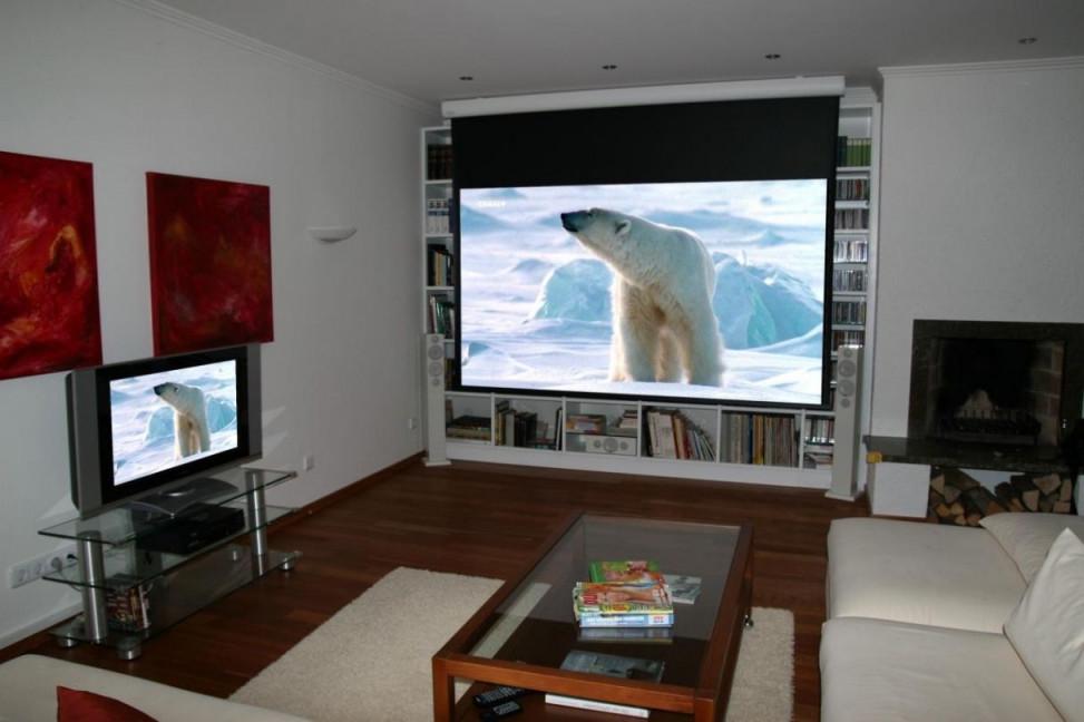Luxus Wohnzimmer Ideen Ohne Fernseher  Luxus Wohnzimmer von Wohnzimmer Ohne Fernseher Einrichten Bild