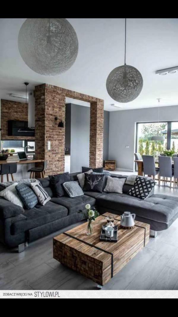 Luxus Wohnzimmerideen Für Eine Skandinavische von Luxus Wohnzimmer Ideen Photo