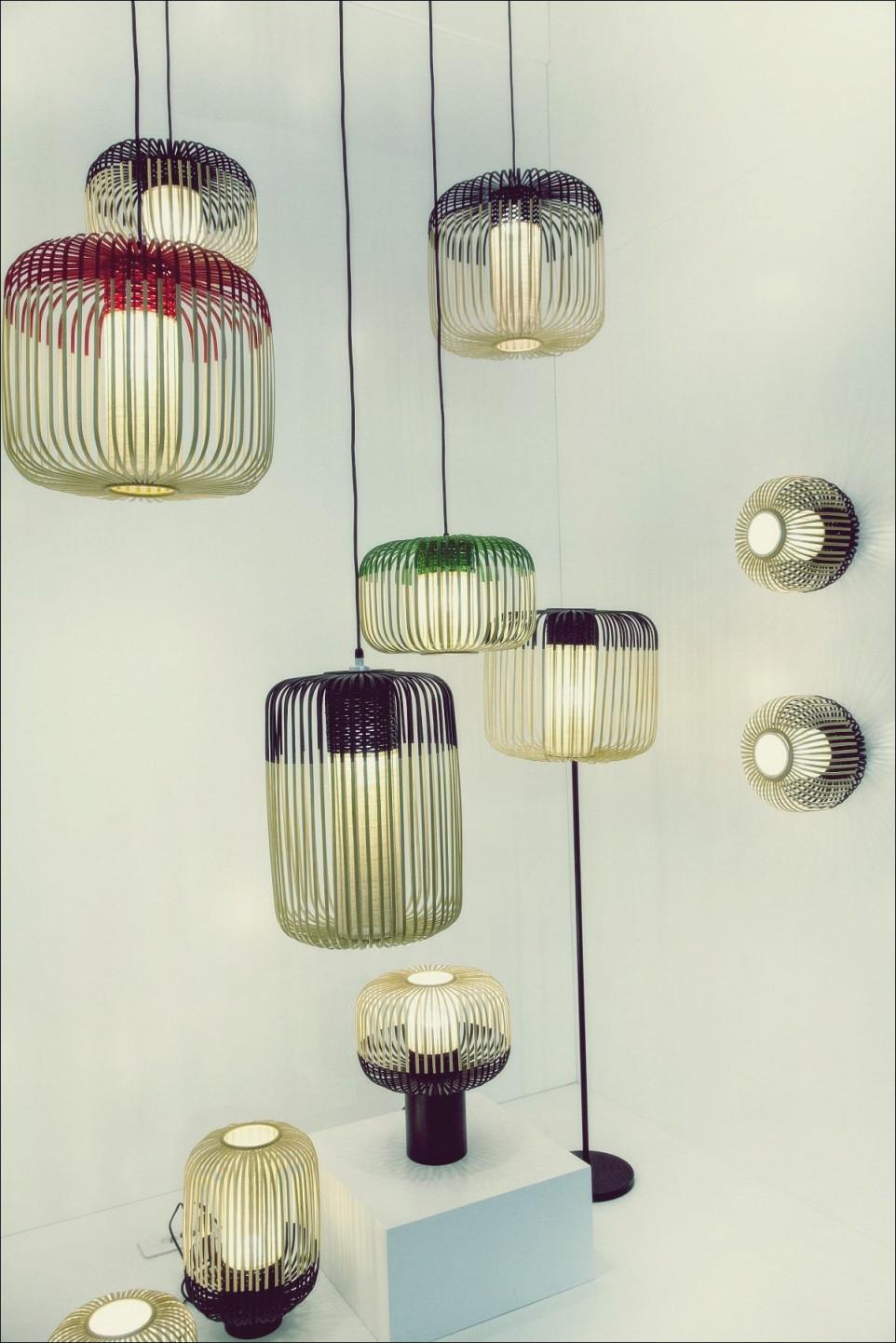 Maison Und Objekt Zeigt Viele Optionen Für von Coole Wohnzimmer Lampe Photo