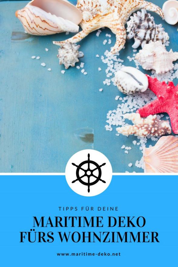 Maritime Deko Fürs Wohnzimmer  Maritimedeko 🐚⛵🐠 von Maritime Deko Wohnzimmer Bild