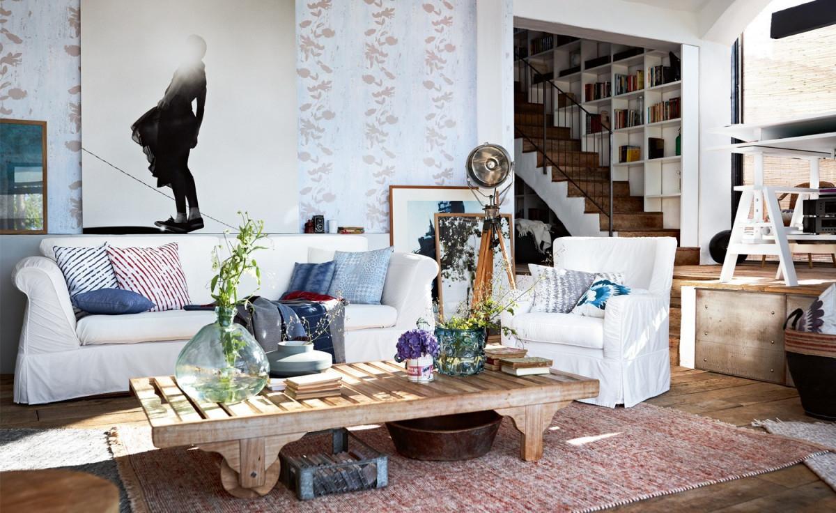 Mediterran Wohnen – Ein Neuer Einrichtungsstil Für Alle von Mediterranes Wohnzimmer Gestalten Photo