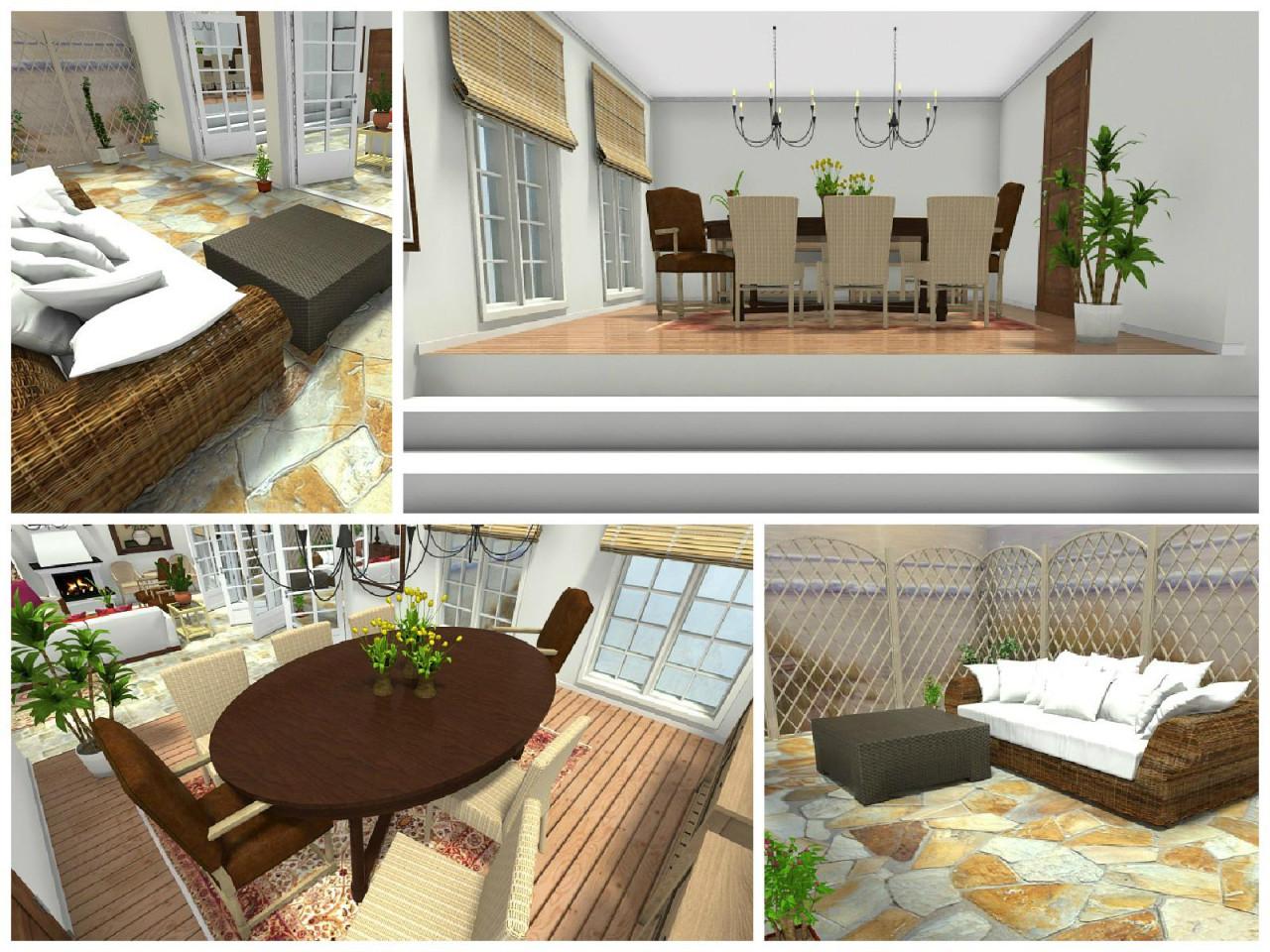 Mediterranes Wohnzimmer • Bilder  Ideen • Couch von Mediterranes Wohnzimmer Gestalten Photo