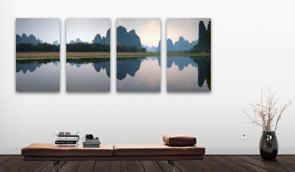Mehrteilige Leinwandbilder Beim Testsieger von Bilder Wohnzimmer Mehrteilig Photo