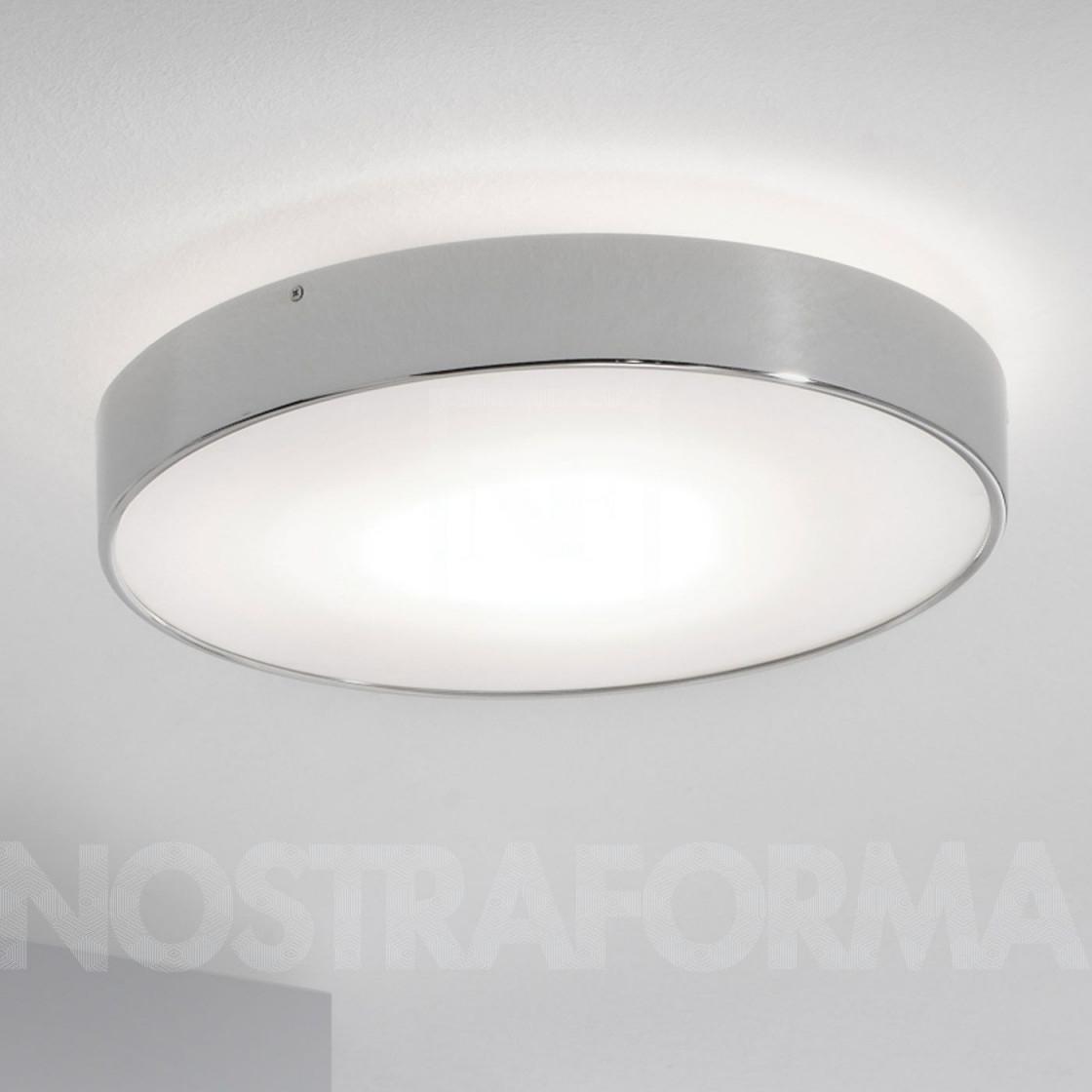 Milan Inoxx Deckenleuchte Groß  Design Lampen Beleuchtung von Deckenlampe Wohnzimmer Groß Photo