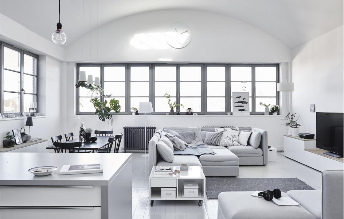 Minimalistisch Wohnen  Einrichten  Ikea Deutschland von Wohnzimmer Ideen Minimalistisch Bild