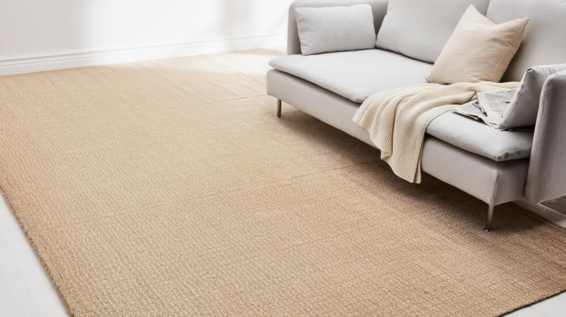 Mittelgrosse Teppiche  Grosse Teppiche Online  Ikea Schweiz von Wohnzimmer Teppich 200X300 Bild