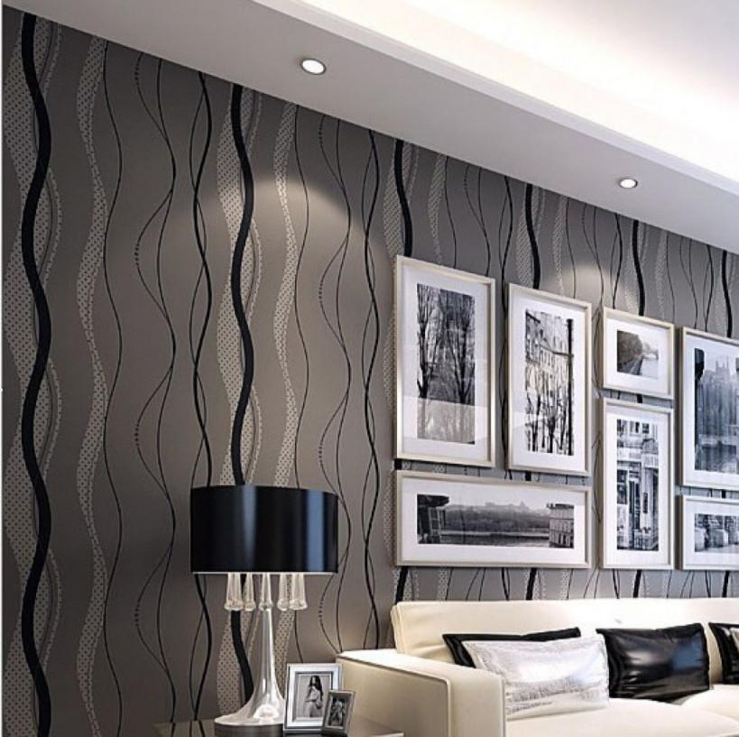 Modern Tapete Wohnzimmer Die Besten 25 Tapete Gold Ideen von Wohnzimmer Tapeten Modern Bild