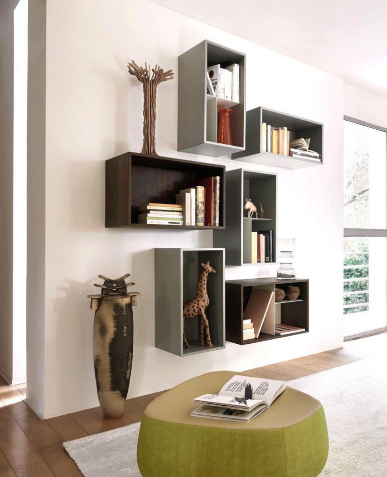 Moderne Dekoration Leseecke Gestalten von Ausgefallene Bilder Wohnzimmer Bild