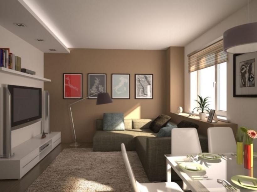 Moderne Kleine Wohnzimmer Moderne Einrichtung Wohnzimmer von Kleines Wohnzimmer Einrichten Ideen Modern Photo