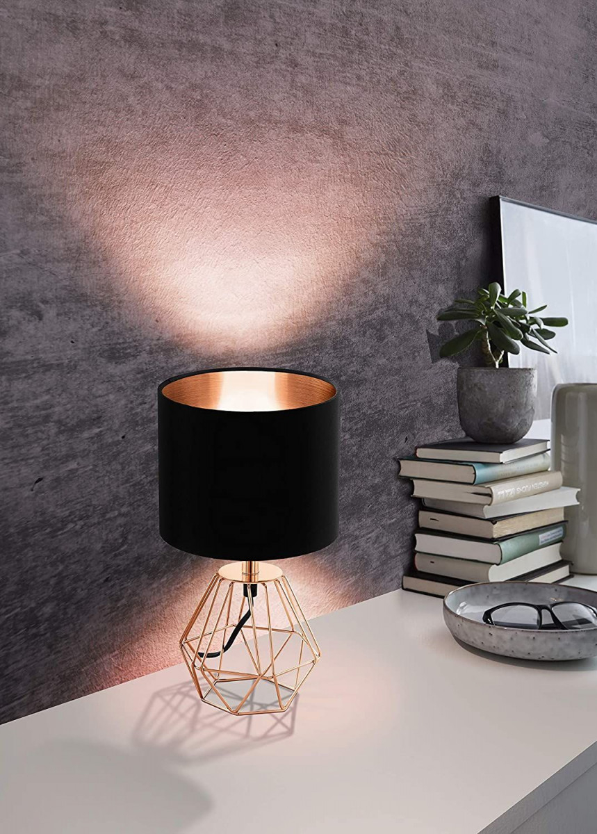 Moderne Tischlampe In 2020  Tischlampen Lampe Eglo Lampen von Moderne Tischlampen Wohnzimmer Photo